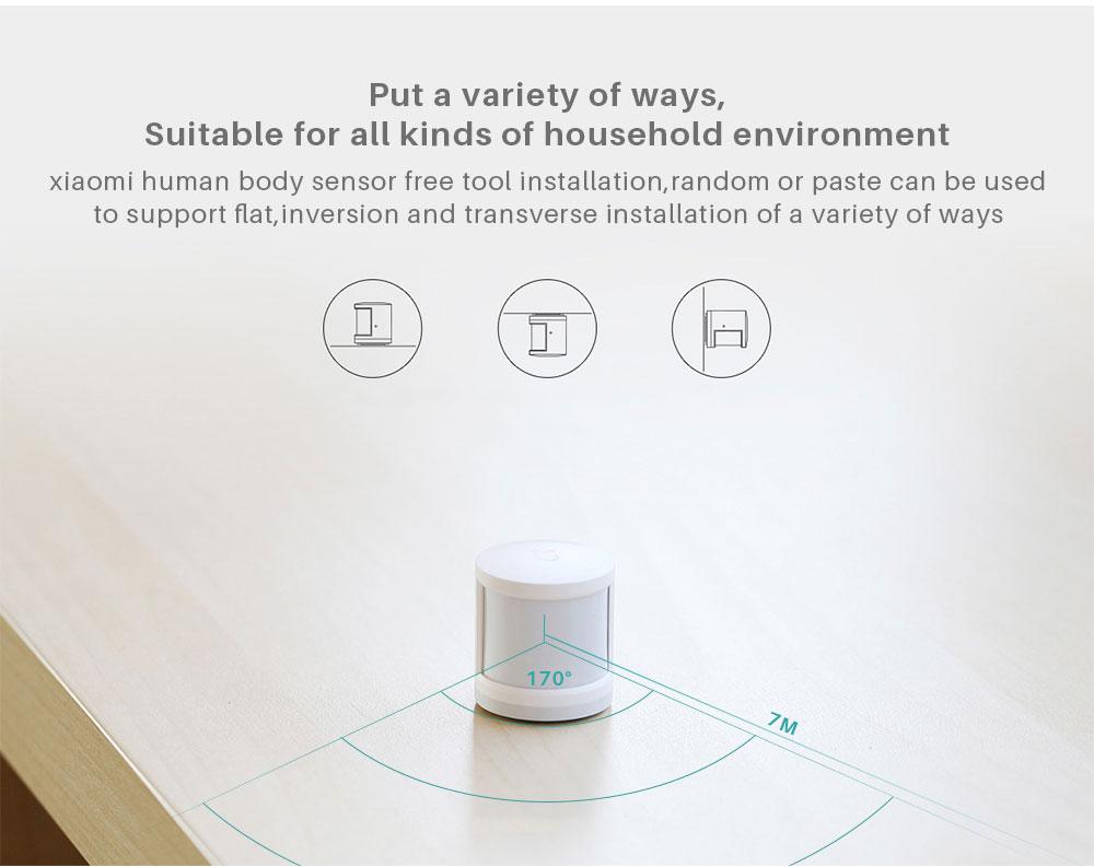 Xiaomi Mijia Human Body Sensor (5)