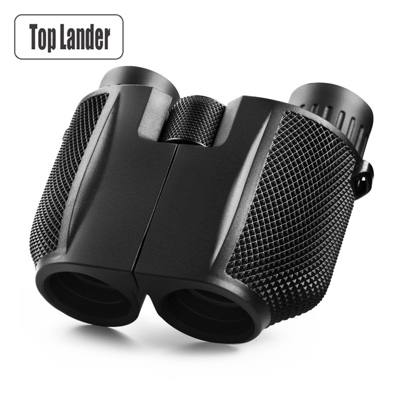 Binoculars Night Vision 10x25 Waterproof HD Telescope Scope Hunting Optics Birdwatching Telescopes Binoculars Lens for Travel стоимость