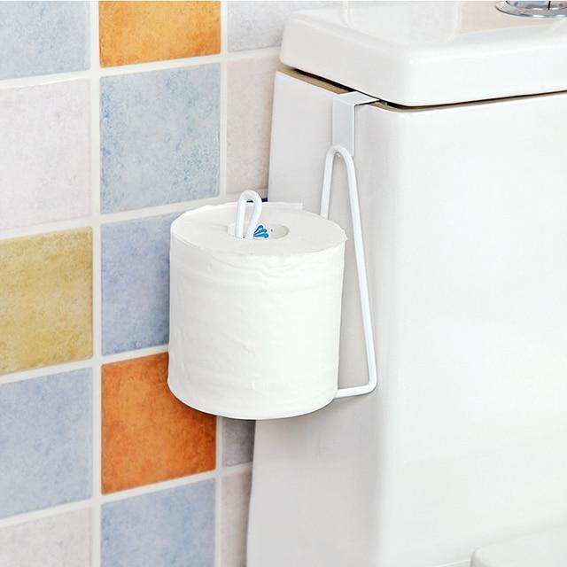 Pr ctico de cocina toallero de papel higi nico toalla de for Portarrollos papel higienico