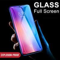 Vidrio Templado protector para Xiaomi mi 8 Lite mi 8 mi 9 SE película templada vidrio protector para Xiaomi Max 3 mi x 2 2S 3 A1 A2 Play