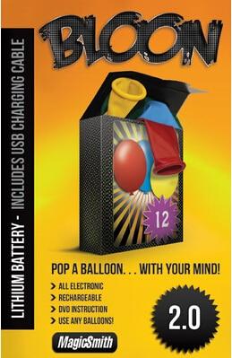 Bloon 2.0 By Magic Smith Magic Tricks