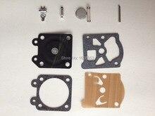 Chainsaw 4500 5200 5800 carburetor diaphragm gasket repair kit for Chinese Chainsaw 38/45/52/58 carb.rebuild kit