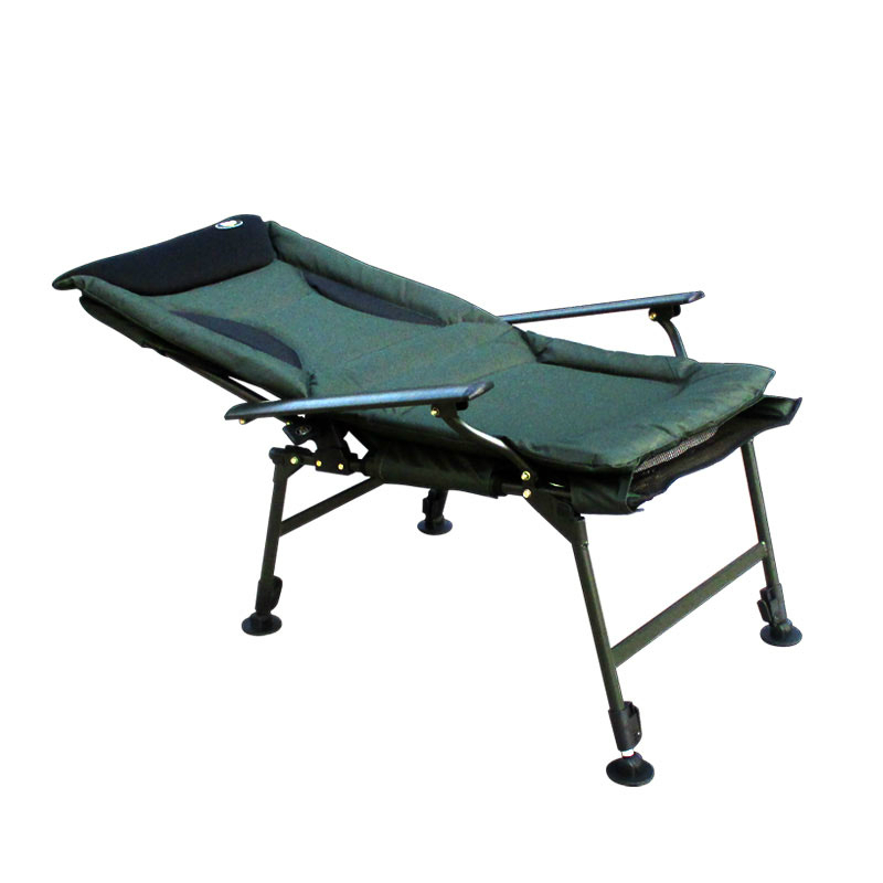 Outdoor Folding Rest Lounge Chair Lifted Leisure Office Nap Chair with Footrest Portable Fishing Chair Beach Seat Outdoor Stool bamboo bamboo portable folding stool have small bench wooden fishing outdoor folding stool campstool train