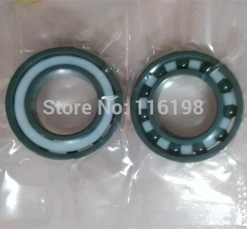 6000 full SI3N4 ceramic deep groove ball bearing 10x26x8mm P5 ABEC5 6300 full si3n4 ceramic deep groove ball bearing 10x35x11mm p5 abec5