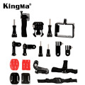 Sports Action Camera Accessories Kit for Gopro HERO 1 2 3 3+ 4 Headband /Expansion frame /Helmet strap for Outdoor Sports LM4546