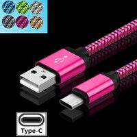 Cable USB tipo C para Samsung Galaxy a51, a50, s20, a21s, a70, S8/S9/S10, A3/A5/A7, 2017, 0,2 M, cargador de teléfono largo corto para huawei y xiaomi