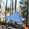 Hanging Tree Tent Triangle Suspension tent Self Hanging Hammock camping Hiking Outdoor camping suspended Rally bed Exported