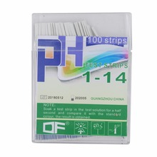 Range 1-14 PH Test strips Quick Easy and Accurate Results in 15 Seconds for Urine & Saliva and diabetic 100 Strips 40%Off
