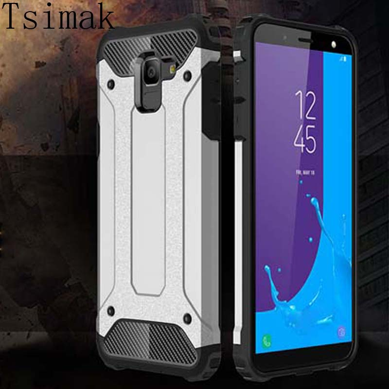 Phone Bags & Cases Persevering 2 In 1 Clear Tpu Case For Samsung Galaxy A3 A5 A7 J3 J5 J7 2017 2016 A8 A6 Plus 2018 J4 J6 S8 S9 Note 3 4 5 8 9 Full Body Cover