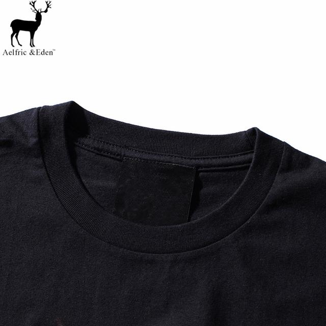 Metallica Lightning Skull Print T-shirt