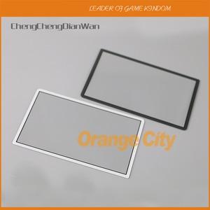Image 1 - ChengChengDianWan 3 unids/lote, pieza de repuesto para 3DS LL / 3DS XL, cubierta de plástico frontal de pantalla LCD superior