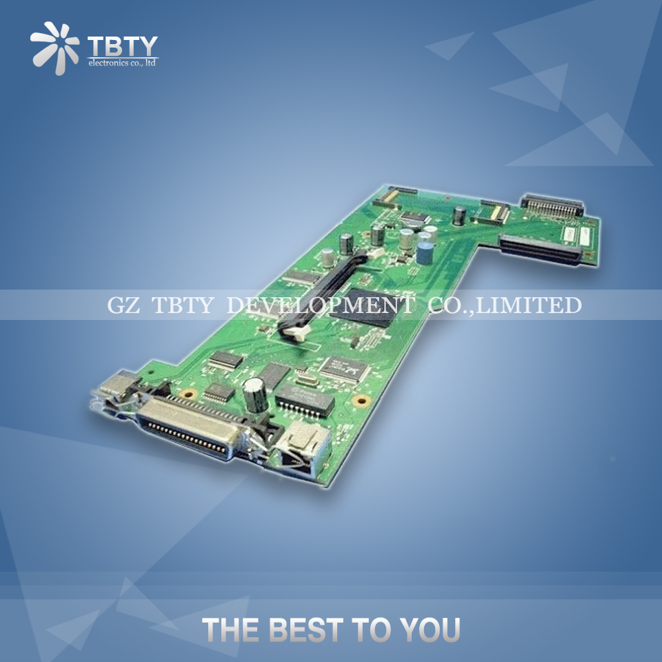 100% Guarantee Test Main Formatter Board For HP 5200N HP5200N Q6498-69002 Mainboard On Sale 100% guarantee main formatter board for hp designjet 120 110 100 mainboard free shipping on sale