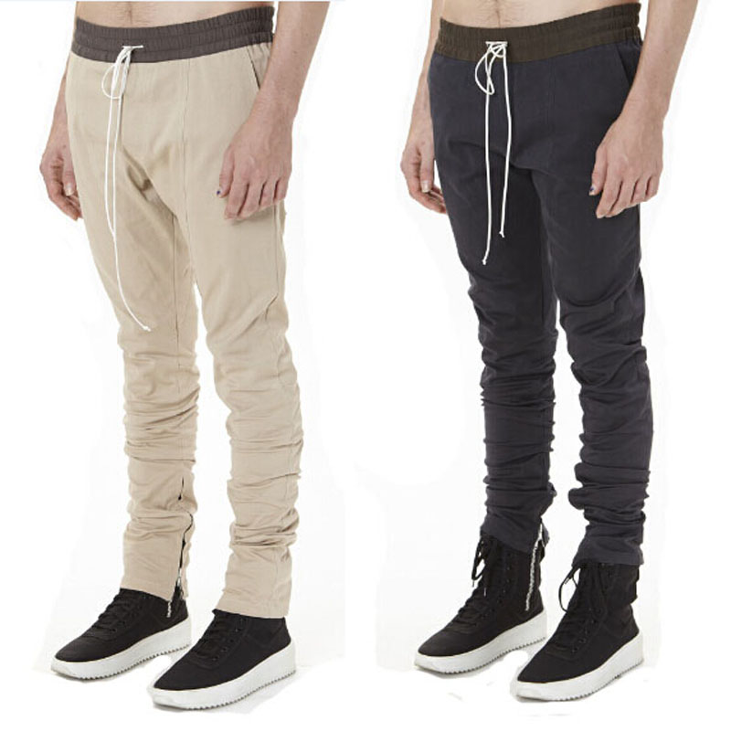 zipper cargo pants - Pi Pants