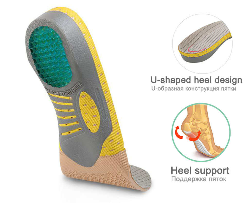 Arch Support pad a5