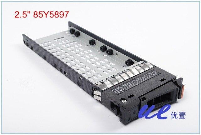 85Y5864 85Y5869 85Y5895 85Y5897 2.5''  Storwize HDD Tray  Caddy for V7000 V3500
