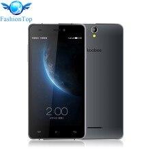 Koobee A2 5 дюймов Экран Смарт-Мобильный Телефон 4 Г MTK6735 Quad Core Dual SIM 1280X720 Пикселей 2 Г RAM 16 Г ROM Сотовый Телефон Android 6.0
