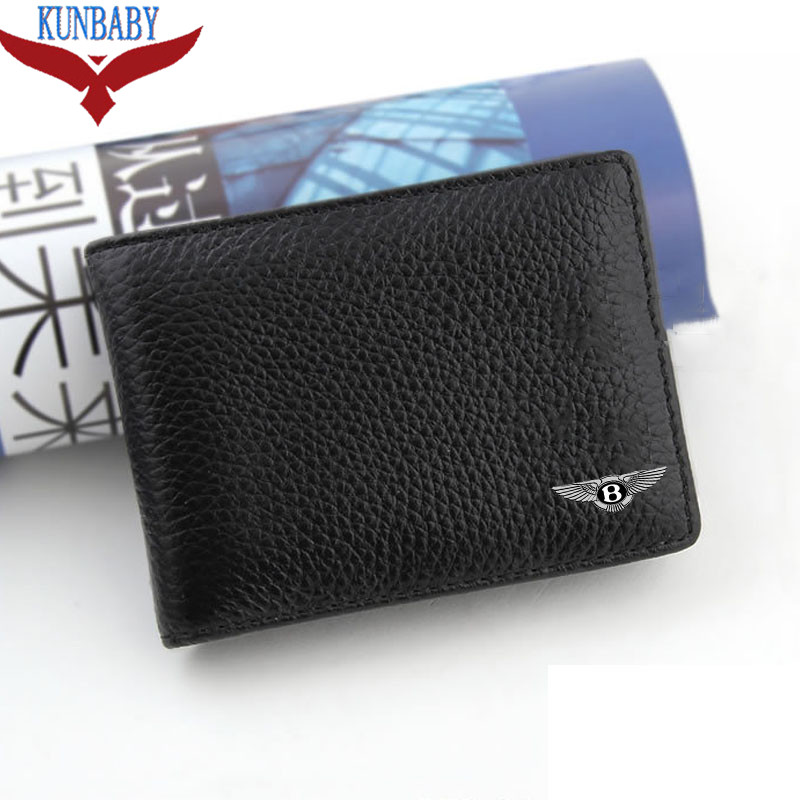 Aliexpress.com : Buy KUNBABY Black Leather Car Logo Bag