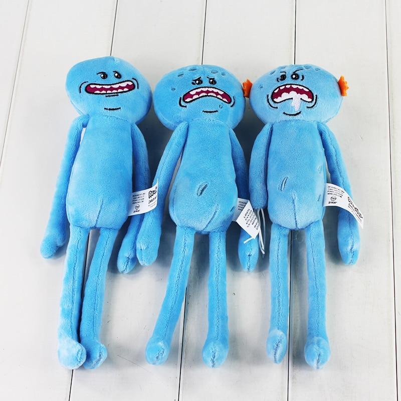 Venta al por menor 25cm Rick y Morty rellenos de peluche juguetes - Peluches y felpa - foto 2