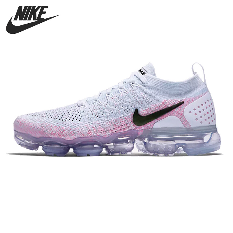 4729bc2cc4c Original New Arrival 2018 NIKE AIR VAPORMAX FLYKNIT Men s Running Shoes  Sneakers image