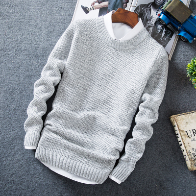 TG6216Cheap wholesale 2017 new Japanese han edition knit sweaters coat thickening of cultivate one's morality men's clothing