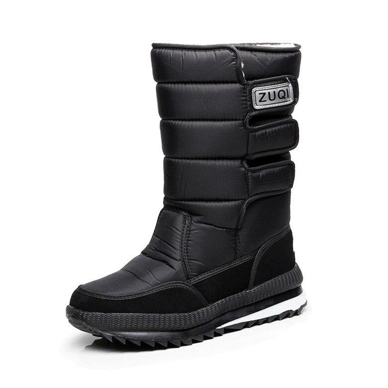 Men Boots 2017 Snow boots winter boots men shoes fashion heels winter fashion shoes