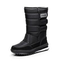 Мужские ботинки 2017 Зимние ботинки зимние ботинки мужская обувь модные каблуки зимняя модная обувь