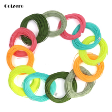 Fly Fishing Line 100FT /30M Weight Forward Floating Main Line WF3/4/5/6/7/8  for Carp Color Fishing Wire Fishing Accessory Pesca