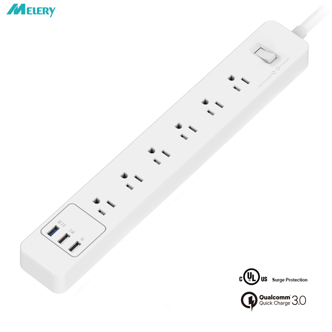 Electrical Sockets Aggressive Coswall Wall Power Socket 13a Uk Universal 3 Hole Switched Outlet 2.1a Dual Usb Charger Port Led Indicator Electrical Sockets & Accessories