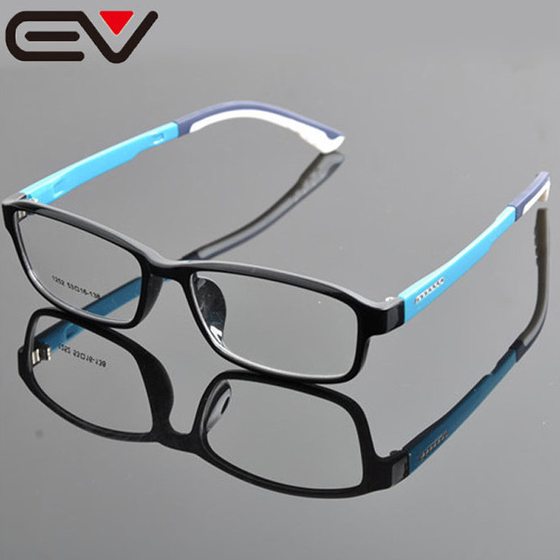 Mulher Homem Óculos de Computador Óculos Frame Ótico TR90 Miopia Óculos de  Lentes de Prescrição Oculos de grau Masculino EV0820 77d10632dd