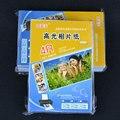 4R 4X6 Papel Fotográfico À Prova D' Água de Alta Brilhante de 6 Polegadas 180g Foto Papel Da Impressora