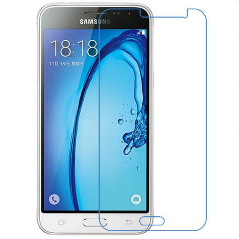 New Pelicula Premium Anti-Explosion Tempered Glass Screen Protector For Samsung Galaxy J3 J3109 LCD Protective Film