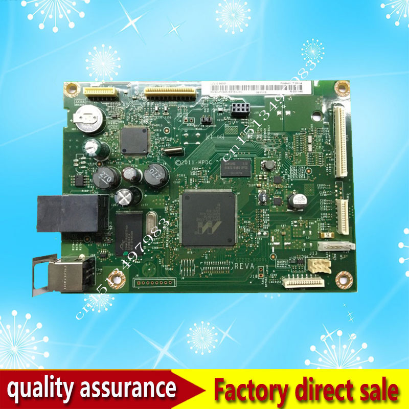 100% test Formatter Board For HP M225dn M226DN M225 M226 225DN 226DN CZ231-60001 Formatter Board Mainboard used 90% new original for hp m225 m226 m225dn m226dn m225dw m226dw scanner assembly cf484 60110 printer parts on sale