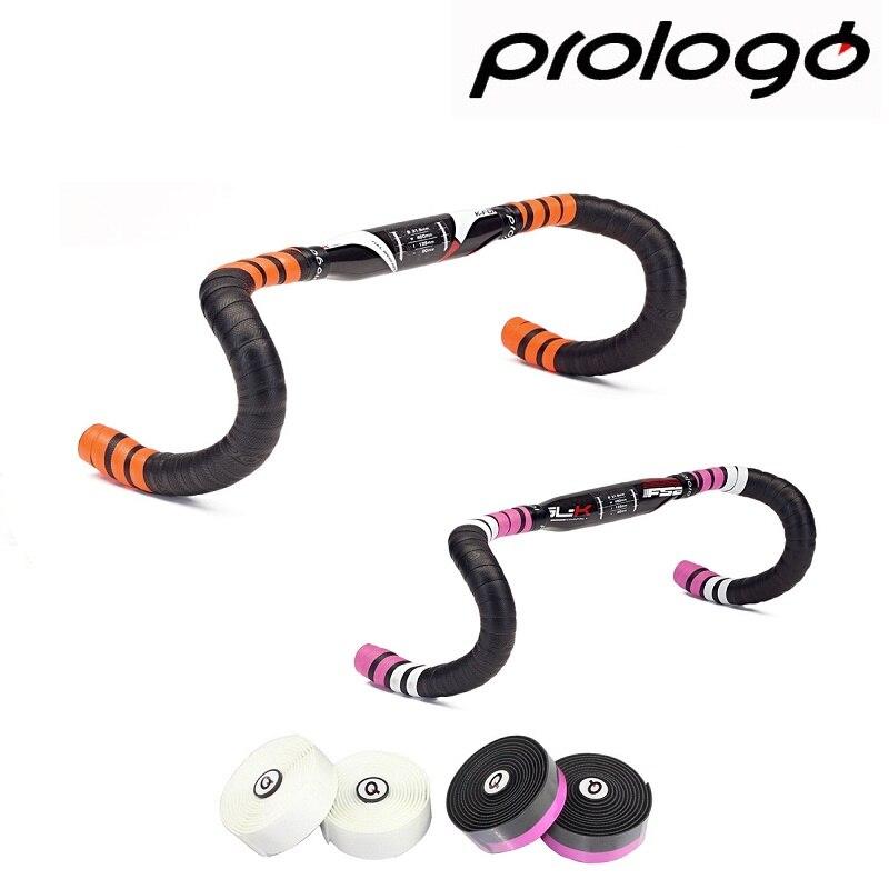 Prologo Original One Touch 2 U TAPE Silicon Gel Bicycle Handlebar Tape Road Bike Grip Tape Cycling Bar End Grip Bandage zero mob grip single sheet skeleton hands skateboarding grip tape