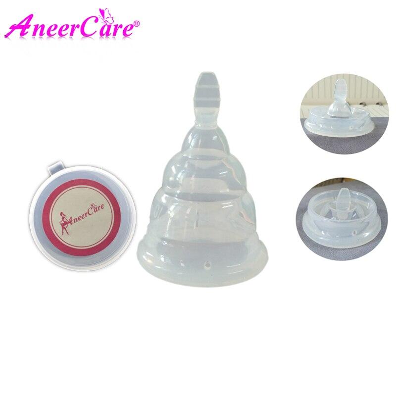 1pcs Silicon cup copa lady menstrual cup feminine hygiene va…