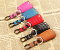 Genual leather key bag ,auto key holder,key case for Skoda Octavia 2015 Volkswagen Golf 7 ,auto accessories,free shipping