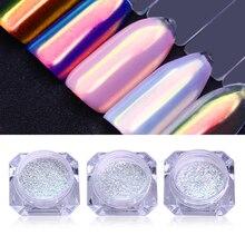 0.2g Nail Glitter Chrome Powder Chrome Pigment Nail Art Powder Manicue Decoration