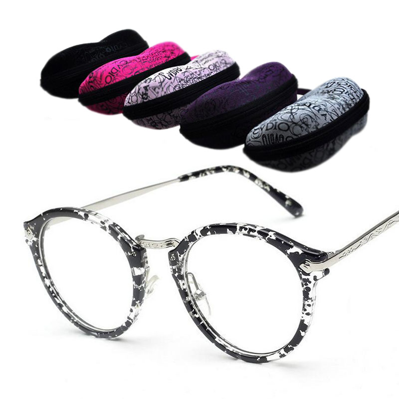 Women Coating Optical Glasses Frame Eyewear Cases Cat Eye Eyeglasses Anti-radiation Anti-fatigue Computer Glasses nerd Oculos