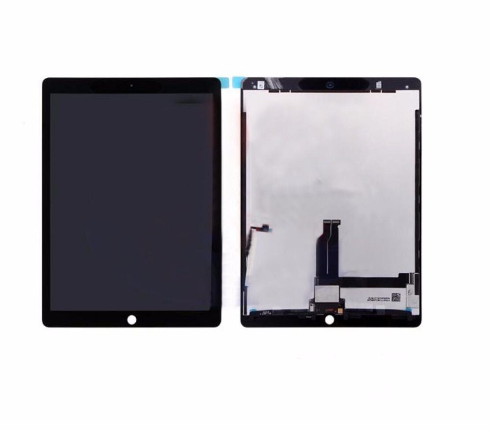LCD Complete For iPad Pro 12.9 LCD Display Touch Digitizer Assembly Screen Replacement panel With Transformer Flex Cable for datalogic falcon x3 lcd screen display with touch screen digitizer assembly complete for 3rd version
