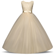 Flower Girl Dresses For Birthday And Wedding Parties