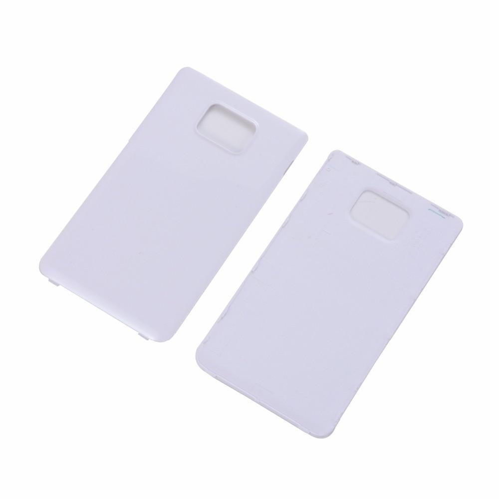 New Housing Battery Back Cover For Samsung Galaxy S2 II Battery Door Cover case For Samsung S2 i9100 cover