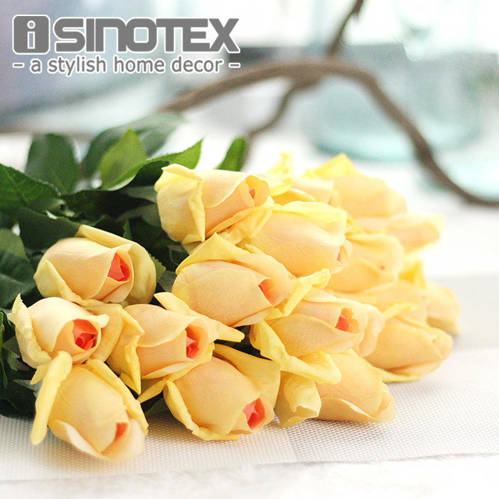 Silk artificial flowers rose flowers bouquet floral new year gift silk artificial flowers rose flowers bouquet floral new year gift mariage birthday party bridal christmas decoration 1 pcslot in artificial dried flowers izmirmasajfo