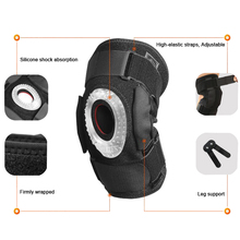 Polycentric Functional Knee Brace | Open Patella