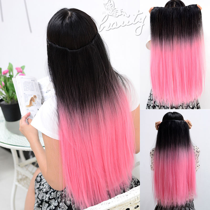 Dip Dyed Hair Hot Pink | www.pixshark.com - Images ...