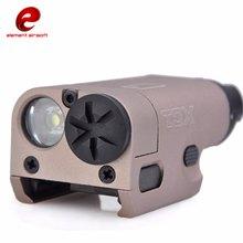 Élément Tactique pistolet Arme lampe de poche lumière SF XC1 Ultra Compact Pistolet M92 Lumière EX414