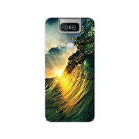 """soft tpu For Zenfone 6 Case Asus Zenfone 6 ZS630KL Case Silicone TPU Soft Back Cover Phone Case on For Asus Zenfone 6Z ZS630KL 2019 6.4"""" (5)"""
