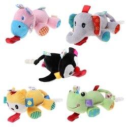 Bebê mamilo brinquedos chupeta adorável animais de pelúcia pendurar clipes suporte de alimentação de pelúcia
