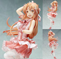 Anime Stronger Sword Art Online Asuna Idol Ver. Collection PVC Figure Figurine Doll Resin Collection Model Toy Doll Gifts KA0179