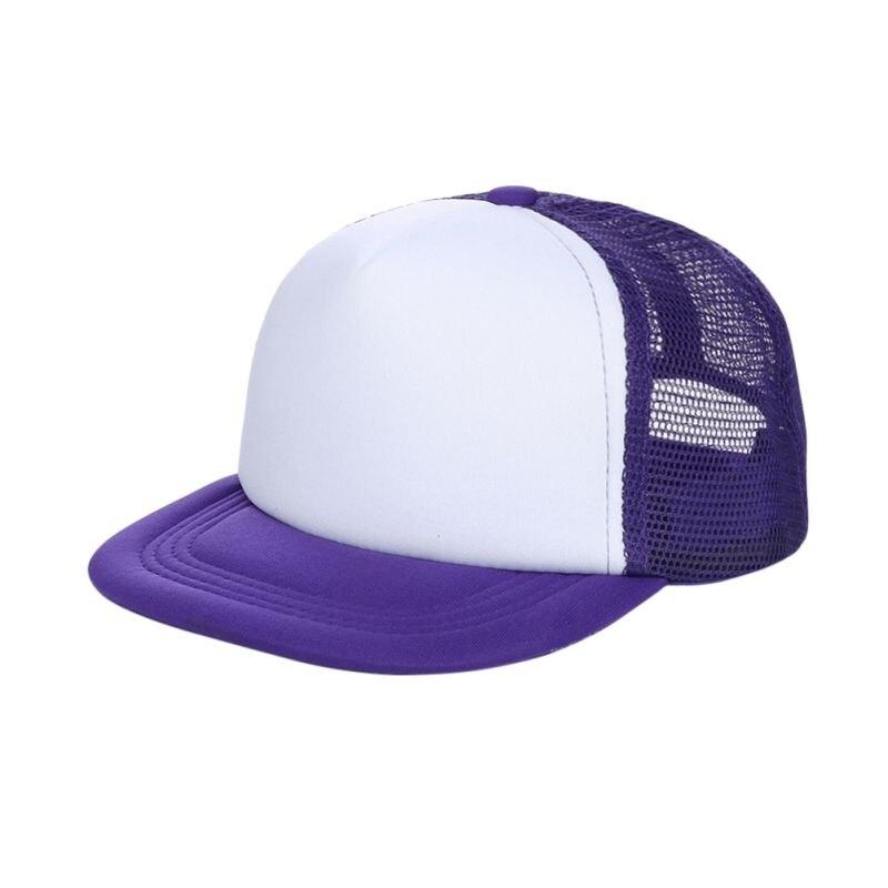 Casual Adjustable Unisex Hip-Hop boy Baseball Cap Hats Hat Blank Curved Mesh Cap Men Women Snapback Caps For Gift basic adjustable baseball cap pigment dye hats monogram hat blank unisex adult clothing