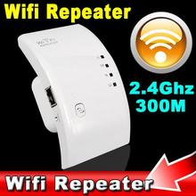 2016 Nuevo Wifi Router Range Expander Amplificador Portátil 300 Mbps Wifi Repetidor 802.11N/B/G Red wifi Expansor