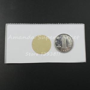 """Image 5 - Chất Lượng cao Scratch Off Sticker 1000 Cái 25*25 mét 1 """"Vòng Vàng Màu Trống Cho Bí Mật Mã bìa Trang Chủ Trò Chơi Cưới"""